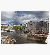 Peggy's Cove III Poster
