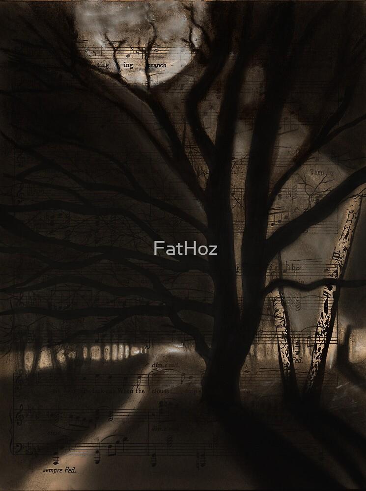 Singing branches by FatHoz