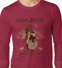 Captain Malcolm  Long Sleeve T-Shirt