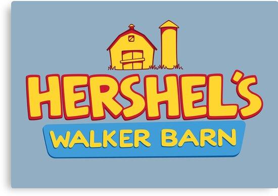 Hershel's Walker Barn by DoodleDojo