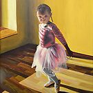 The Little Ballet Dancer by ArtByRM