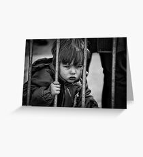 Moments of Truth Greeting Card