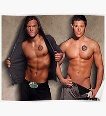 Supernatural - Sam & Dean Poster