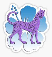 Gepard - Cheetah Sticker