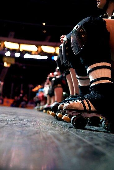 Roller Derby by danforth