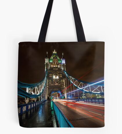 Welcome to Tower Bridge Tote Bag