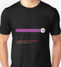 Don Mills station Unisex T-Shirt