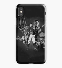 Serenity: The Alliance Strikes Back (black and white version) iPhone Case