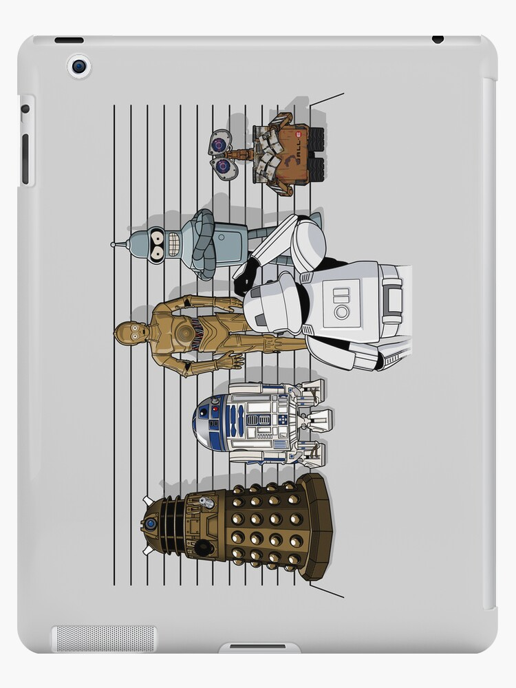 Droid Lineup by RebelArts