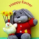 Easter Bunny! by Audrey Clarke