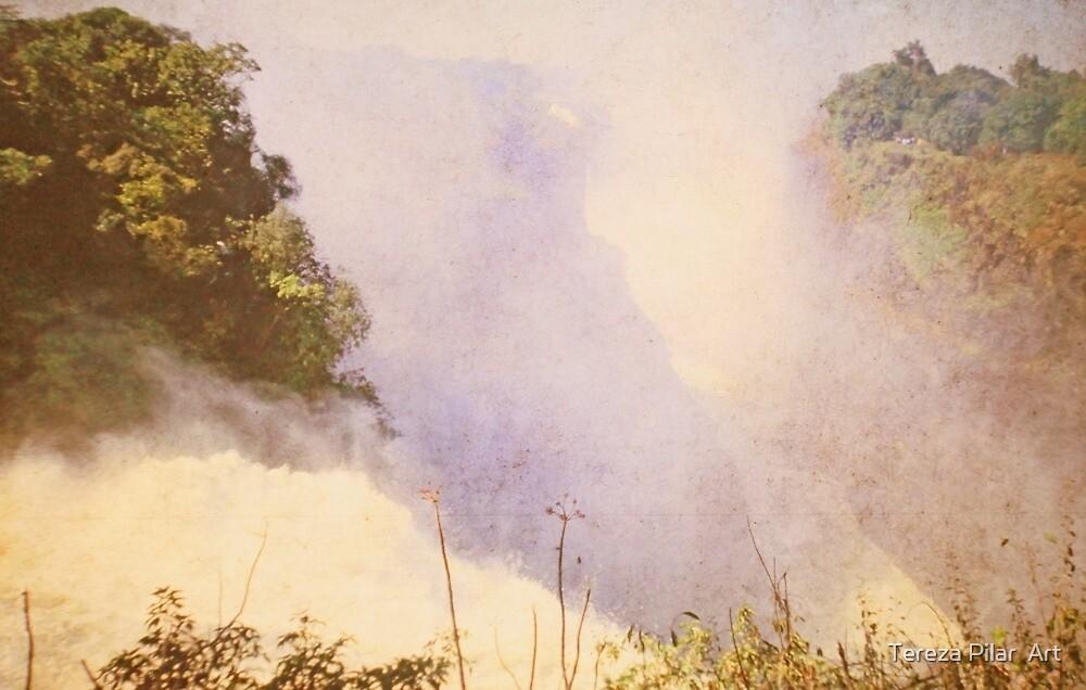 Victoria Falls. Zimbabwe by terezadelpilar ~ art & architecture