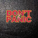 Don't Panic! by StevePaulMyers