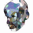 Self Portrait 'Fragmented' by Craig Hewitt