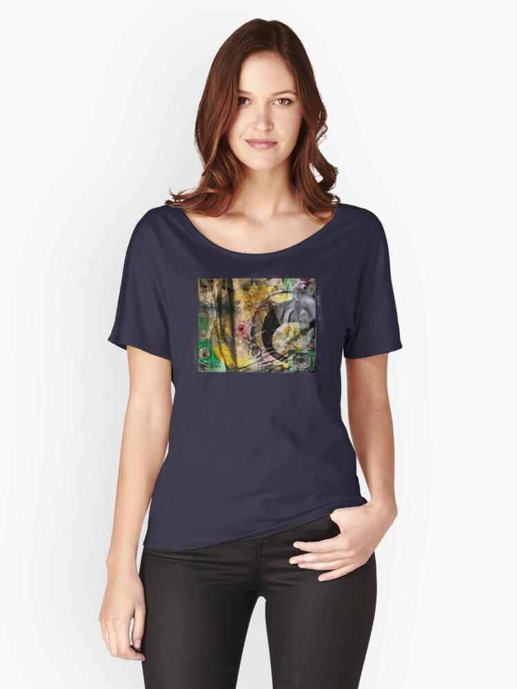 Into The Unknown Women's Relaxed Fit T-Shirt Front