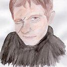 Martin Freeman by EloiseRose