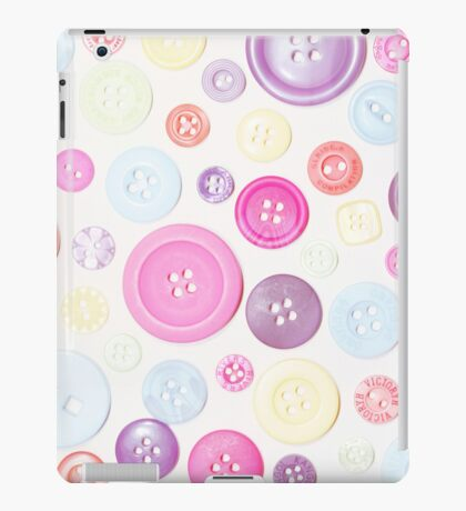 Button Love iPad Case/Skin