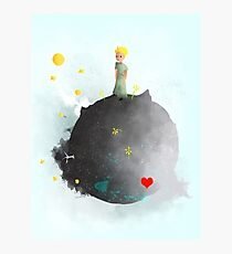 The Little Prince Art Print Photographic Print
