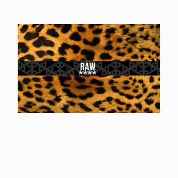 RAW**** X LEOPARD PRINT by OfficialRaw