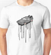 Delorean Drip Unisex T-Shirt