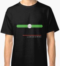 Lansdowne station Classic T-Shirt