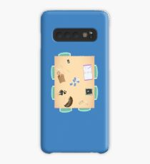 Group Study Room F Case/Skin for Samsung Galaxy