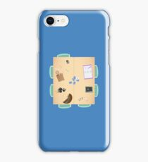 Group Study Room F iPhone Case/Skin