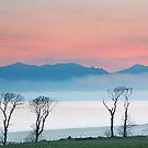 North Ayrshire Sea & Sky by George Crawford
