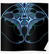 Curvilinear Project No. 120 ( Mermaids Of Sunken Atlantis  ) Poster