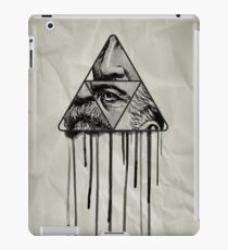 Pythagoras's therapy iPad Case/Skin