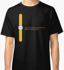 Wellesley station Classic T-Shirt