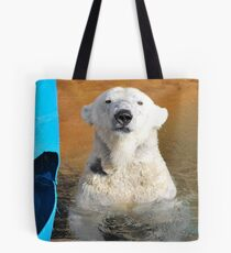 Just wanting to say hello! Tote Bag