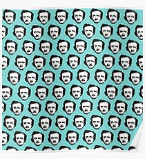 Poe-ka Dots Poster