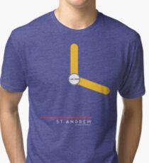 St. Andrew (King Street) station Tri-blend T-Shirt