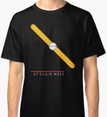 St. Clair West station Classic T-Shirt