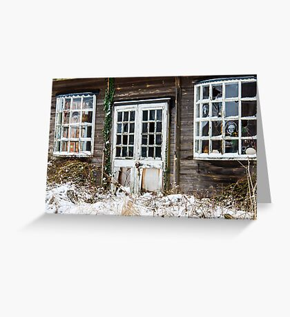Closed until Further Notice Greeting Card