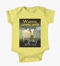 WANNA COME AND PWAY WITH ME Kids Clothes