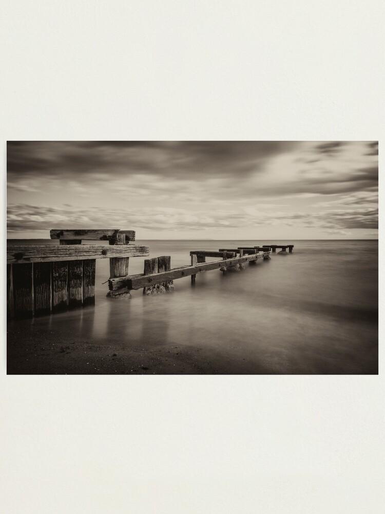Alternate view of Seaside Photographic Print