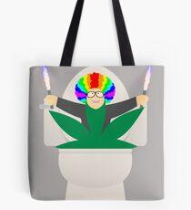 I Love You, Drugs! Tote Bag