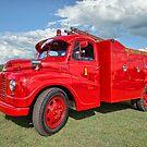 Mt Cotton Fire Brigade by William Bullimore