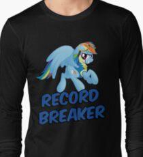 Record Breaker Shirt (My Little Pony: Rainbow Dash) Long Sleeve T-Shirt