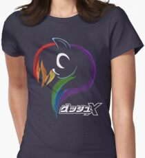 Dash X Women's Fitted T-Shirt