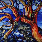 Blaze of Glory  by Cassandra Dolen