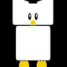 Penny Penguin by theArtisanRogue