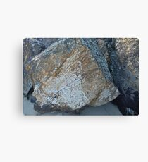 Tumbled tracery Canvas Print