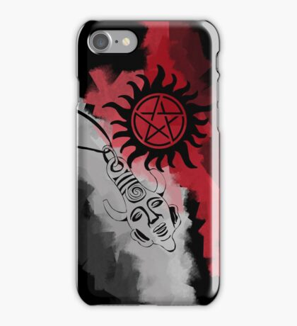 Dean's stuff iPhone Case/Skin