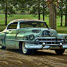 "1951 Cadillac ""Grandpa's Caddy"" by TeeMack"