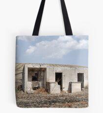 Disused Farm Building Tote Bag