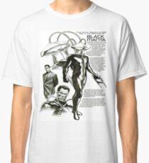 Black Manta Info Page Classic T-Shirt