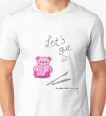 Let's gut it, brainscoop, Emilie Graslie Unisex T-Shirt