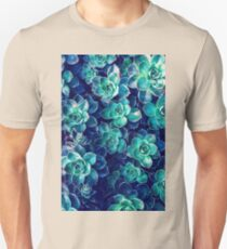 Plants of Blue And Green T-Shirt